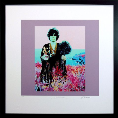 Donovan Gift signed limited edition print